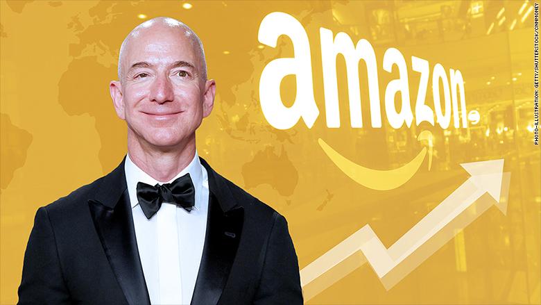 Jeff Bezos dejará el cargo de CEO de Amazon y nombra sucesor a Andy Jassy