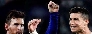 Casi duplica a Messi: La millonada que cobra Cristiano Ronaldo por cada publicación en Instagram