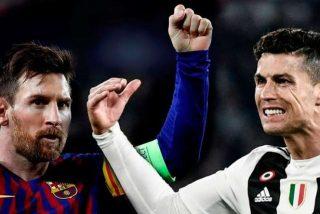 'Bombazo' de la prensa inglesa: Cristiano Ronaldo ofrecido al Barcelona