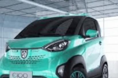 """¿Sabes cuál es el coche eléctrico chino """"superventas""""?"""