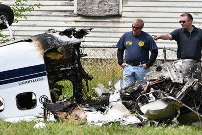 Un adolescente sobrevive a este accidente de avioneta en el que murieron sus padres