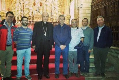 Encuentro de consiliarios nacionales de Acción Católica en Badajoz