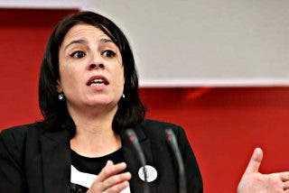 """Cuando la 'bachiller' Adriana Lastra decía que Podemos era """"un fraude, estalinismo 2.0"""""""