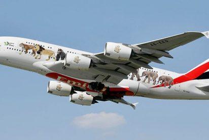 La aerolínea Emirates se plantea eliminar las ventanillas de los aviones y sustituirlas por ventanas virtuales