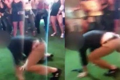 Este agente del FBI dispara su pistola accidentalmente mientras bailaba en una fiesta