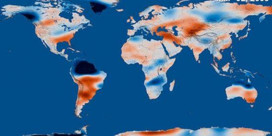 Descubren que hay más agua de la pensábamos en el planeta