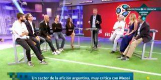Telecinco se carga 'Ahora la Mundial', presentado por Joaquin Prat, tras su fracaso de audiencia