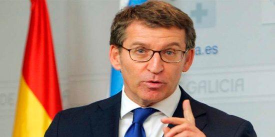 Alberto Núñez Feijóo tiene a tiro la mayoría absoluta y su cuarto mandato en Galicia