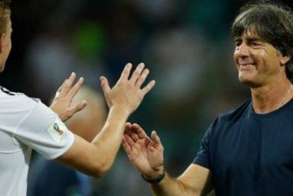 Alemania le da la vuelta al partido y vence 2-1 a Suecia en el último minuto