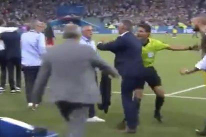 La FIFA abre expediente a Alemania tras esta fea celebración de un gol contra el banquillo sueco