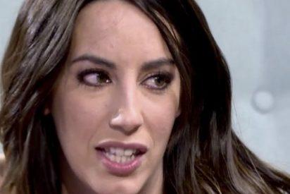 Almudena Cid se hunde en directo por culpa de unas desafortunadas declaraciones de su marido Christian Gálvez