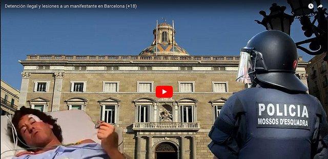 """Carlos Blanco: """"Carta al presidente del gobierno de la Generalidad"""""""