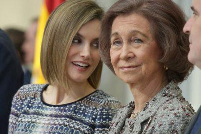 El inquietante cambio de cara del amigo de doña Sofía que dispara los rumores