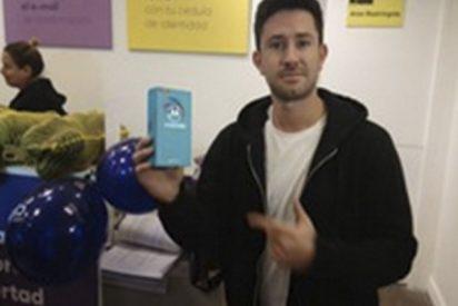 El 'Amazon chileno' vende a este joven un móvil a cambio 58 kilos de aguacates