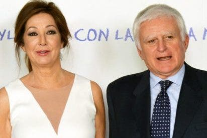 Ana Rosa Quintana convierte a Paolo Vasile en santo