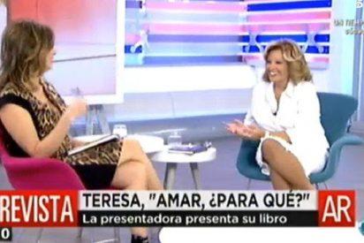Un libro descubre los insultos y vejaciones de Teresa Campos contra Ana Rosa Quintana