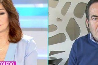 Esperpéntico KO de Ana Rosa a Bono: las auténticas bobadas que suelta el socialista para defender el caso de los ERE