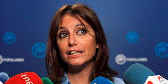 ¿Dónde está Andrea Levy? De niña bonita de Soraya a víctima colateral del sanchismo