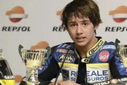 Muere Andreas Pérez, el piloto de 14 años herido en un accidente en Montmeló