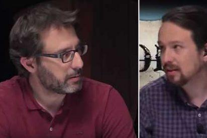 """Iglesias recuerda que TVE tiene que dejar de ser """"un aparato de propaganda"""" y por tanto 'coloca' a un hombre de confianza de Ignacio Escolar"""