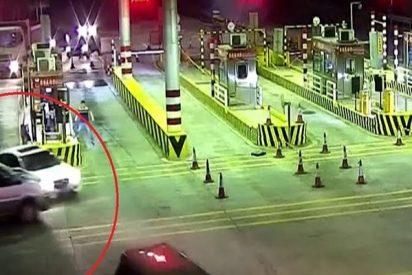 Así detiene la policía china a los traficantes de drogas