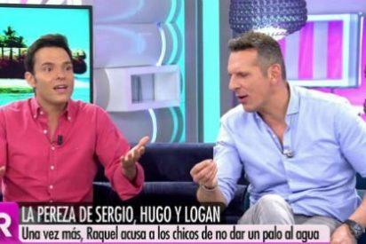 Gran bronca en directo entre Joaquín Prat y Antonio Rossi por culpa de 'Supervivientes 2018'