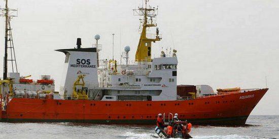 Pedro Sánchez ofrece Valencia para acoger al barco Aquarius con más de 600 inmigrantes