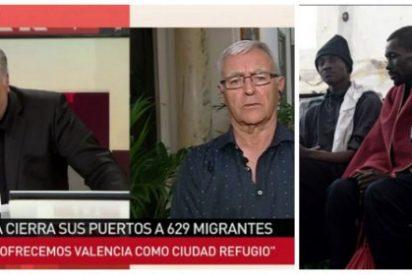 El terrorífico futuro de los inmigrantes del Aquarius: serán olvidados cuando las cámaras se apaguen