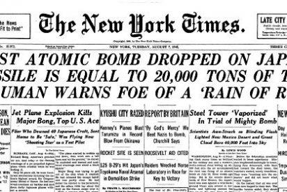 'The New York Times' elimina de sus páginas la programación de televisión, 81 años de publicarla por primera vez