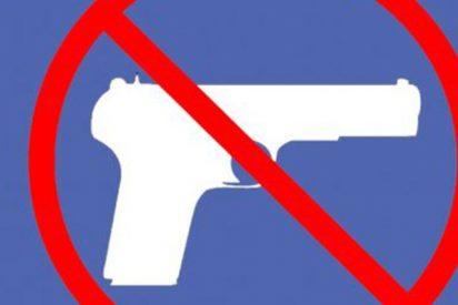 Por fin Facebook dejará de mostrar anuncios sobre accesorios de armas a menores de edad