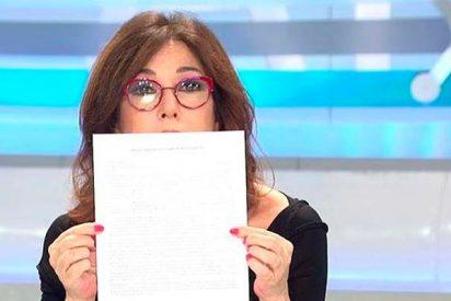 Ana Rosa Quintana se harta y lanza una brutal respuesta a una ofensa de 'El País'