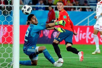 España pasa a octavos del Mundial de Rusia 'acojonada' y por la puerta del VAR