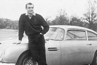 Aparece el Aston Martin de James Bond en Oriente Medio 20 años después de ser robado
