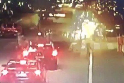 Un autobús explota en China dejando 15 heridos