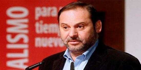 """José Luis Ábalos: """"España no puede convertirse en la organización de salvamento marítimo de toda Europa"""""""
