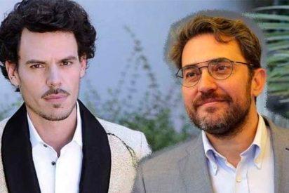 Parejas: Màxim Huerta fue novio del estilista Juan Avellaneda