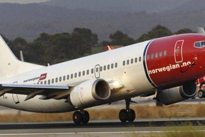 El neumático de este avión con 152 personas a bordo explota durante aterrizaje de emergencia