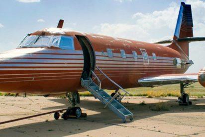 ¡Todavía puedes comprar el avión de Elvis Presley!: Queda un mes para participar en la subasta