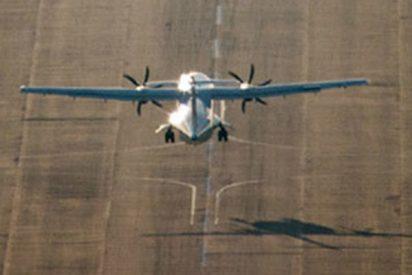 Se incendia en Rusia la turbina de un avión con 70 hinchas peruanos dentro