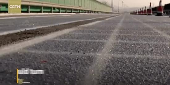 ¿Forman parte del futuro de la movilidad las llamadas autopistas solares?
