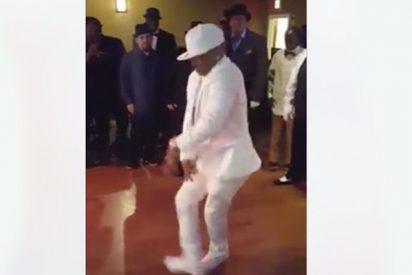 El vídeo que demuestra que bailar bien no es una cuestión de edad