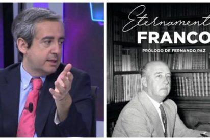 """Fernández Barbadillo: """"La izquierda ha encontrado en Franco un pozo de petróleo inagotable que rentabilizar"""""""