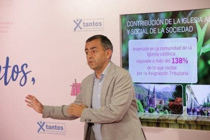 Iglesia católica española, la gran benefactora del país
