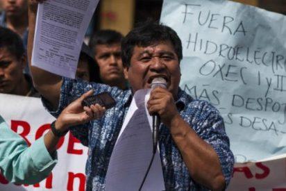 Indígena de Guatemala encarcelado por defender la tierra