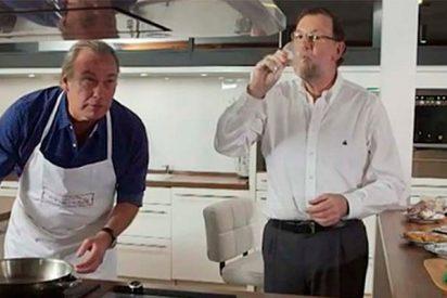 Salud: Bertín Osborne está 'malito' y en buena medida por comerse todo esto en televisión