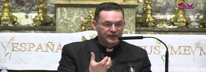 El 'bucle' del obispo Berzosa