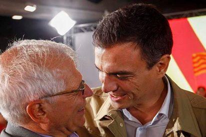 Josep Borrell acepta la oferta de Pedro Sánchez y será el nuevo ministro de Exteriores de España