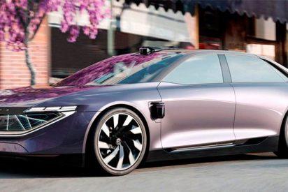 ¿Sabes cuál es el rival chino del Tesla Model S?