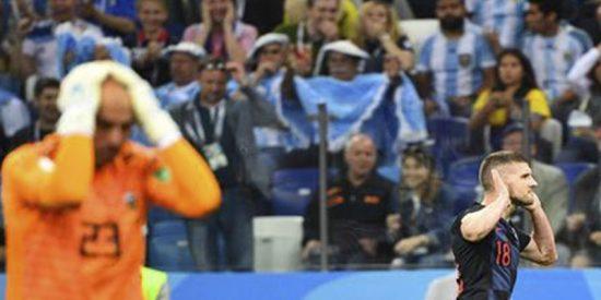 La garrafal pifia de Caballero por la que no volverá a pisar Argentina