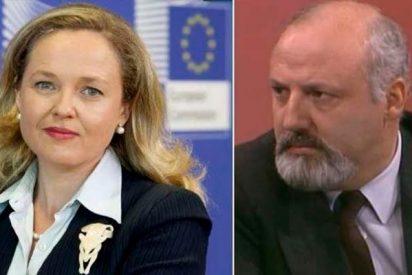 La conexión televisiva de Nadia Calviño, la nueva ministra de Economía: su padre fue director de RTVE